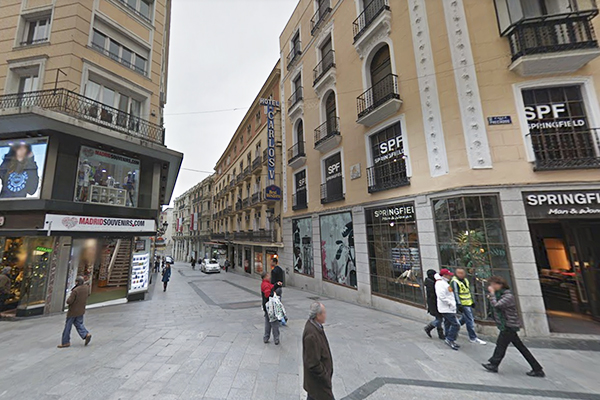 Gran Vía 44 - Madrid